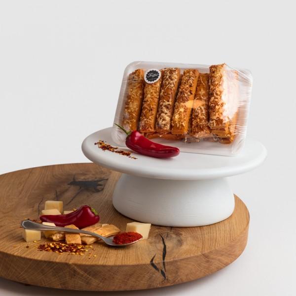 Chilis-Paprikás Sajtos Rúd