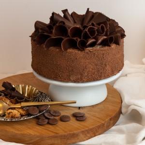 Belga Csokoládé torta 16 szeletes