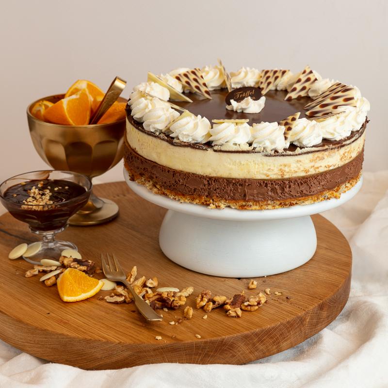 Somlói Revolúció torta 16 szeletes