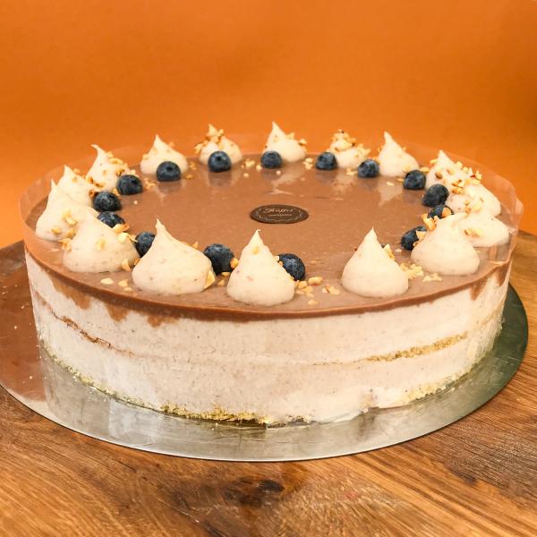 Kicsi Gesztenye Magyarország cukormentes tortája 2019 (16 szeletes)