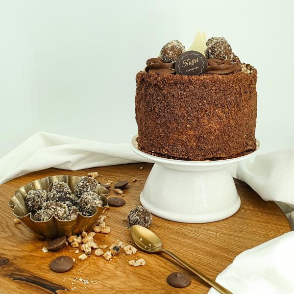 Mini Trüffel torta