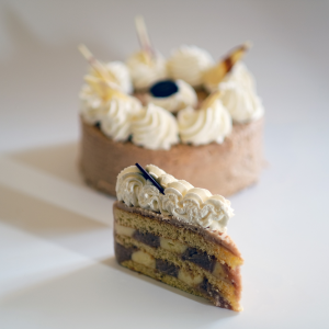 Mascarponés Gesztenye torta