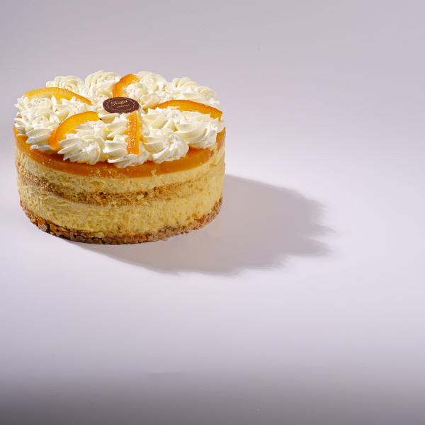Oroszkrém Revolúció torta