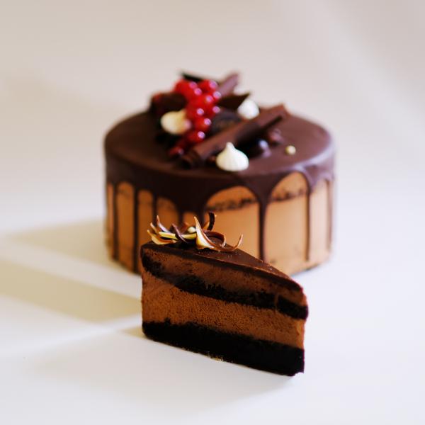 Francia Csoki tortaszelet