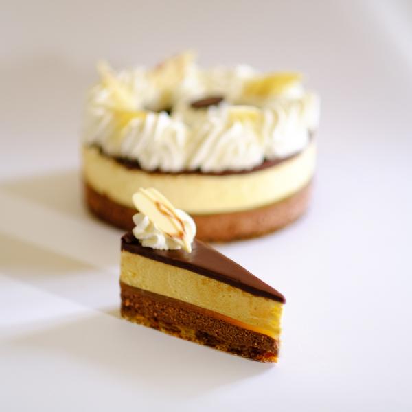 Somlói Revolúció tortaszelet